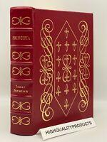 Easton Press PRINCIPIA MATHEMATICA Isaac Newton Collector's LIMITED Edition RARE