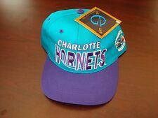 CHARLOTTE HORNETS G-CAP   SPLASH VINTAGE 90'S HAT CAP  SNAPBACK