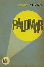 Mr Palomar by Italo Calvino (Paperback) Brand New Book