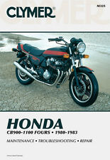 Clymer Repair Service Shop Manual Honda CB900C/F 80,81,82 CB1000C 83 CB1100 F 83
