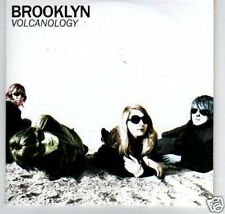 (B924) Brooklyn, Volcanology - DJ CD