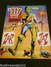 2000AD #633 - JUNE 30 1989