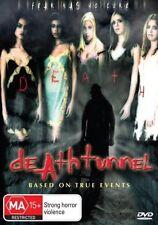 Death Tunnel (DVD, 2006, 2 Disc-Set) Annie Burgstede, Jason Lasater, Kristin No
