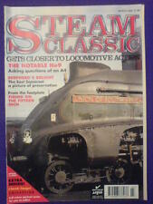 STEAM CLASSIC - NOTABLE No9 - March 1994 #48