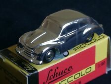 Schuco Piccolo DKW 3/6, CHROM Veteran