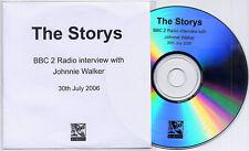 THE STORYS BBC Radio 2 Interview UK promo only CD Korova Johnnie Walker