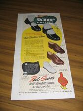 1948 Print Ad Red Goose Foot-Builder Shoes for Boys & Girls St Louis,MO