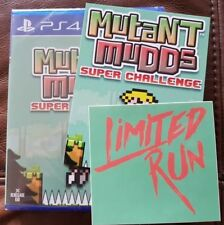 Mutant Mudds Super - PS4 Limited Run Games: #LR-P32 (3000 copies worldwide)