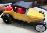 Vintage #1520 Nylint Model T heavy pressed steel Nylint Toys, Rockford, IL EUC