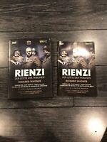 Rienzi Der Letzte Der Tribunen Richard Wagner German Opera 2 DVD Set