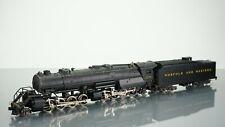 Rivarossi 2-8-8-2 USRA Mallet Y6B Norfolk & Western N&W 2194 HO scale