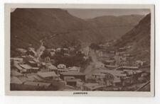 Jamestown St Helena Vintage RPPC Postcard US122