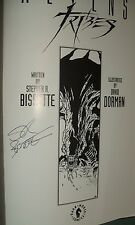 Signed 1st Edition Aliens: Tribes by Stephen R. Bissette Dark Horse Comics 1992