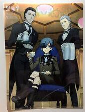 Clear File folder Kuroshitsuji Black Butler Ciel