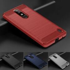 NEW TPU Leather Slim Flexible Premium Case Cover For Nokia 3.1 Plus / Nokia X3