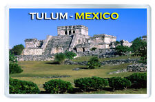 TULUM MEXICO MOD2 FRIDGE MAGNET SOUVENIR IMAN NEVERA