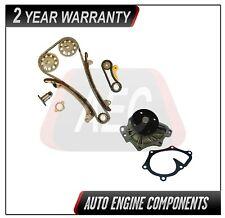 Timing Chain Kit & Water Pump Fits Toyota Camry RAV4 Solara 2.0L 2.4L 2AZFE