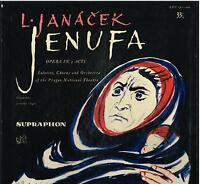 Janacek: Jenufa/ Vogel, Orchestra of The Prague - LP Supraphon