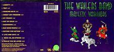 The Wailers band cd album- Majestic Warriors