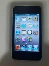 Apple iPod Touch 3rd Generation Black 64GB Model A1318 +1500 Songs