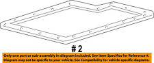 FORD OEM Automatic Transmission-Pan Gasket F2VY7A191A