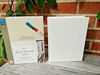 NOB! NIV Journal the Word Paintable Cloth Cover Limited Edition HC! Great Gift!