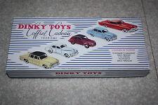 DINKY TOYS COFFRET TOURISME 1956 SIMCA Aronde  Peugeot Citroen 2 cv Studebaker