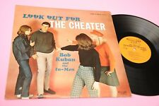 BOB KUBAN & THE IN MEN LP LOOK OUT FOR CHEATER ORIG USA '60 EX TOP TOP RARE