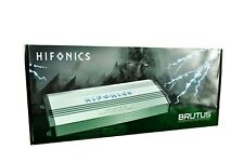 Hifonics BRX3016.1D 3000W RMS 6000W Max Class D Brutus Monoblock  Amp + REMOTE