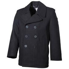 Donkey Jacke, US Pea Coat, schwarz in xxl
