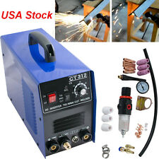 CT312 Plasma 3 IN 1 Cutter TIG MMA Welder Cutting Display Welding 110V+US Plug