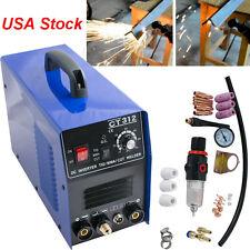 CT312 Plasma 3 IN 1 Cutter TIG MMA Welder Cutting Display Welding 110V+US Plug