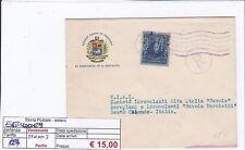 M003 - VENEZUELA - LETTERA PER SESTO CALENDE