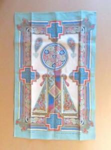 Celtic Panel by Ulster Weavers Linen Tea Towel - never displayed