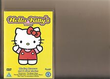 HELLO KITTY PARADISE PAPER PLAY DVD  *** PLEASE NOTE WRONG COVER ***