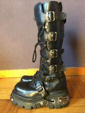 NEW ROCK M.272-S1 bottes femme/homme 40