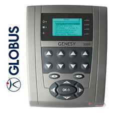 GLOBUS - Elettrostimolatore GENESY 3000 - 530 Progr. MCR,KOTZ,DENERVATO,IONOFOR.