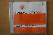 Radioactivity Volume 01-11 Essential Top 40 Hits Pulse Music DJ Tools (Box C108)