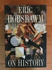 On History, by Eric Hobsbawm, Hardcover with dust jacket, BRAND NEW!