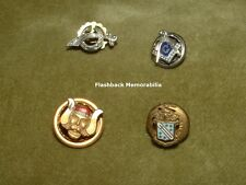 4 Pc. Vintage FREEMASON Lapel Pins Lot SHRINERS Masonic TIE TACKS Mega Rare