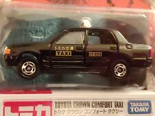 Tomica Toyota Crown Comfort Taxi Diecast NIOB & Factory Sealed * Gorgeous & Fun!