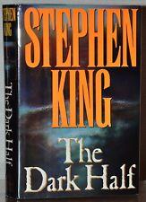 *SIGNED* NEAR FINE 1ST/1ST EDITION~ THE DARK HALF ~ STEPHEN KING