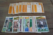 Topps Orange Back Football Cards 1978 nos 201-396 VGC! - Pick The Cards You Need