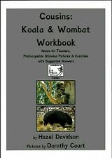 Cousins: Koala & Wombat: Workbook