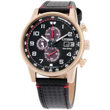 Citizen Primo Eco-Drive Black Dial Men's Watch CA0683-08E