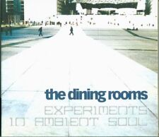 The Dining Rooms - Experiments 10 In Ambient Soul Digipack Cd Perfetto