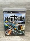 Battleship (Sony Playstation 3 PS3) Complete Tested