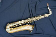 """The Martin"" Tenor Saxophone - NEEDS REPAIR"