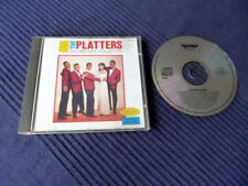 CD The Platters The Best of Greatest Golden Hits Collection 20 Songs Pickwick UK