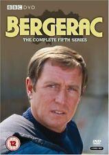 BERGERAC COMPLETE SERIES 5 DVD Fifth 5th Season Five John Nettle UK Brand NEW R2